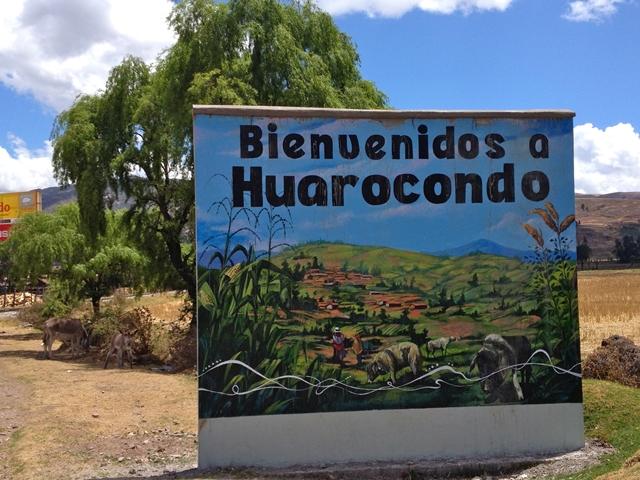 Huarocondo